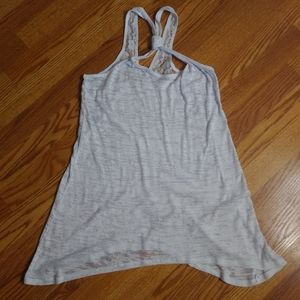OP tank top.lace on back